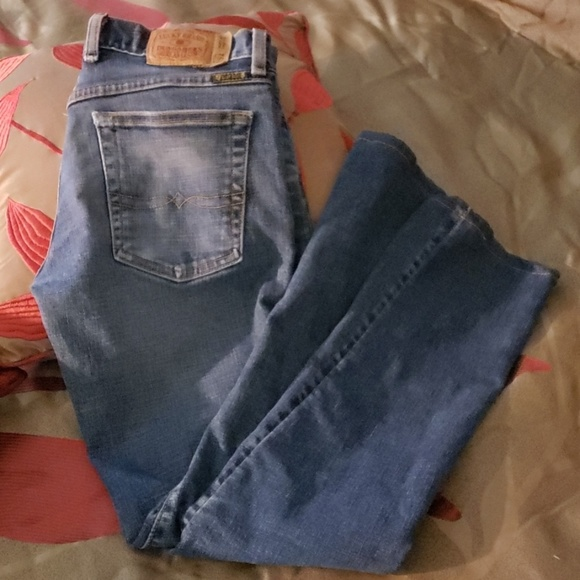 Lucky Brand Denim - Lucky Brand Jeans | Vintage Lucky Brand Dungarees